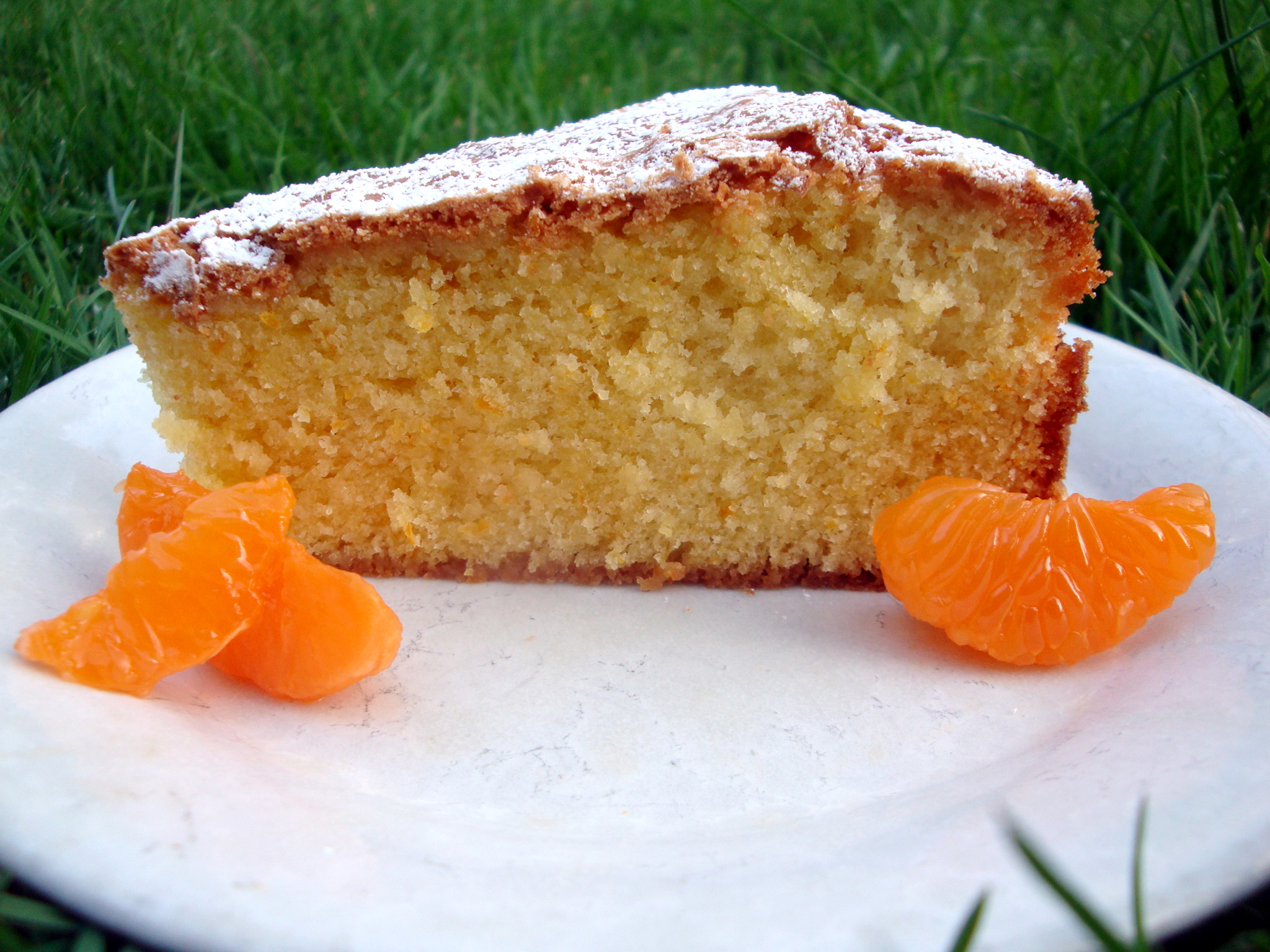 Orange and Olive Oil Cake | Made with a Twist